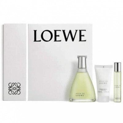 Loewe Estuche Agua de Loewe Eau de Toilette