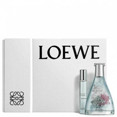 Loewe Estuche Agua de Loewe Mar de Coral