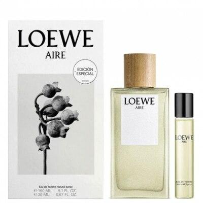 Loewe Estuche Loewe Aire Loewe Eau de Toilette