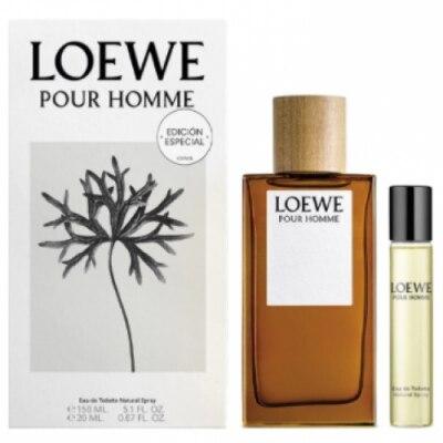 Loewe Estuche Loewe Pour Homme Eau de Toilette