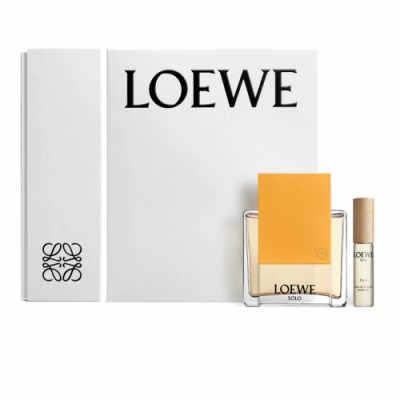 Loewe Estuche Loewe Solo Ella Eau de Toilette