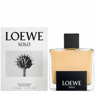 Loewe Solo Bálsamo Aftershave