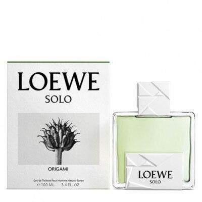 Loewe Solo Origami Eau de Toilette
