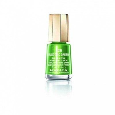 Mavala Mavala color electric Green