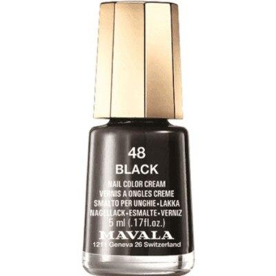 Mavala Mavala Esmalte Uñas Color Black