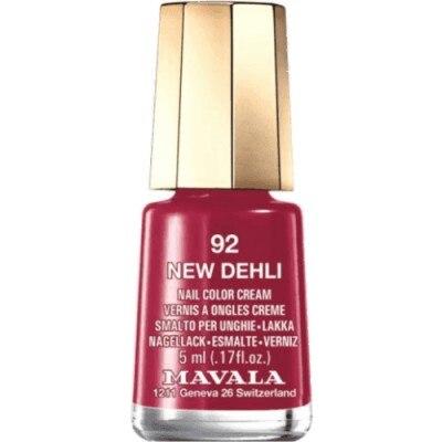 Mavala Mavala Esmalte Uñas Color New Delhi