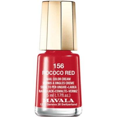 Mavala Mavala Esmalte Uñas Color Rococo Red