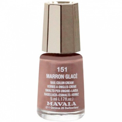 Mavala 151, Marron Glace