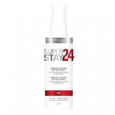 Maybelline Superstay 24h Spray Fijador Maquillaje