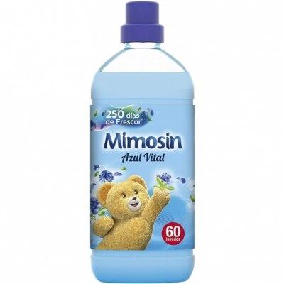 Mimosin Mimosín Suavizante 60 Lavados Azul Vital