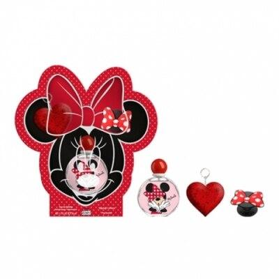 Minnie Lunares Estuche Minnie Mouse Corazón