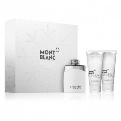 Mont Blanc Estuche Montblanc Legend Spirit Eau de Toilette