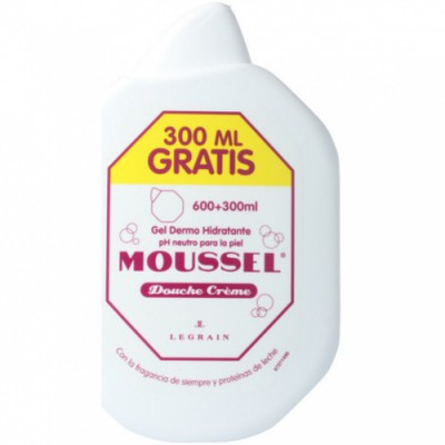 Moussel Gel Dermoprotector