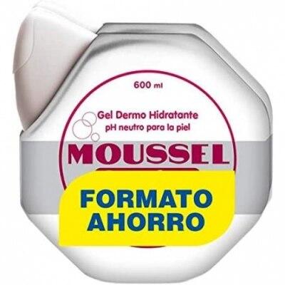 Moussel Pack Moussel Gel de Ducha Crema