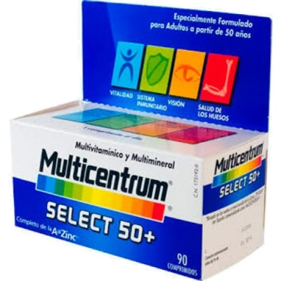 Multicentrum Multicentrum select 50+