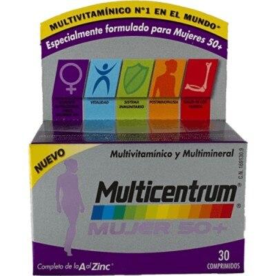 Multicentrum Multicentrum mujer 50+
