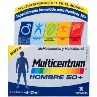 Multicentrum Multicentrum hombre 50+