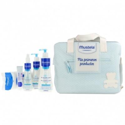 Mustela Mustela Bolsa Mis Primeros Productos Azul