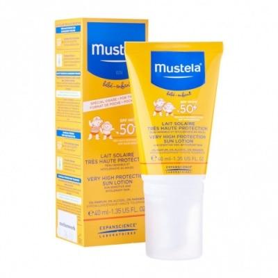 Mustela Mustela Leche Solar Especial Cara Spf50