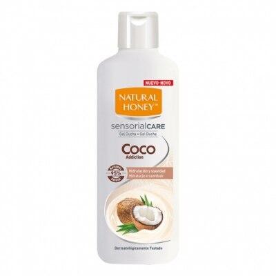 Natural Honey Gel De Baño Coco Addiction