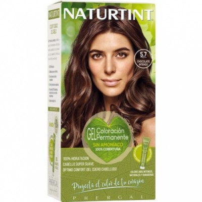 Naturtint Tinte Capilar 5.7 Chocolate Intenso