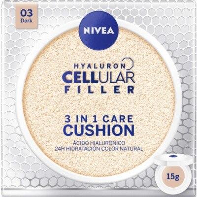 Nivea Hyaluron Cellular Filler Color 3 en 1