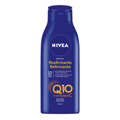 Nivea Body Lotion Reafirmante Q10 Piel Seca