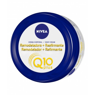 Nivea Body Lotion Reafirmante Q10 Remodelador