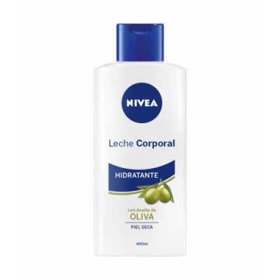 Nivea Body Milk Aceite De Oliva