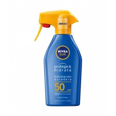 Nivea Bronceador Hidratante Spray SPF50