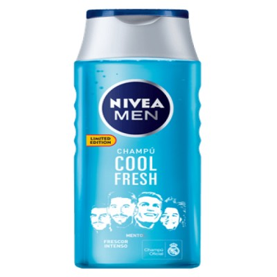 Nivea Champú Men Cool Fresh