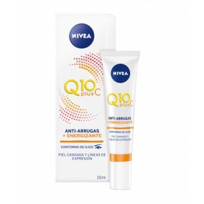 Nivea Contorno De Ojos Q10 Plus Energizante