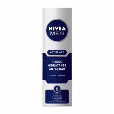 Nivea Crema Active Age For Men Dia