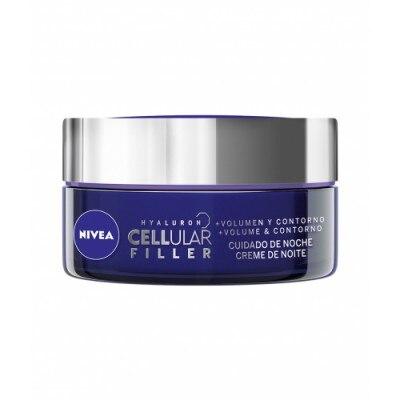 Nivea Crema de Noche Cellular Volume Filling Contour