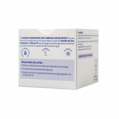 Nivea Crema Hidratante Esencial Antiarrugas Día