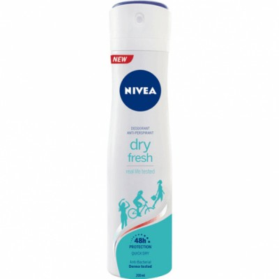Nivea Deo Nivea Spray Comfort Fresh