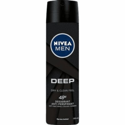 Nivea Desodorante Nivea For Men Deep