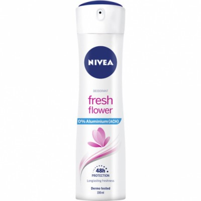 Nivea Desodorante Nivea Spray Fresh Flower