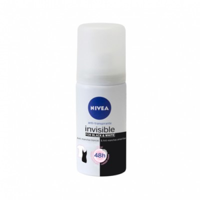 Nivea Desodorante Spray Black And White Invisible
