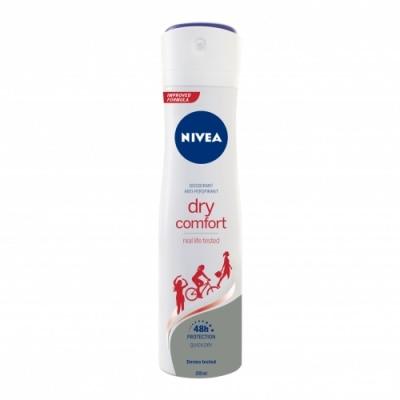 Nivea Nivea Spray Dry Comfort Desodorante
