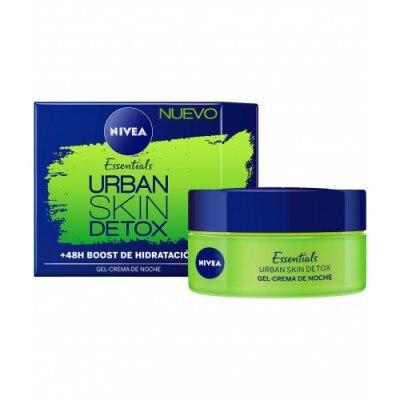 Nivea Essentials Urban Skin Detox Noche