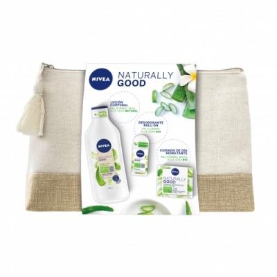 Nivea NIVEA Neceser Naturally Good Cuidado Natural con Aloe Vera
