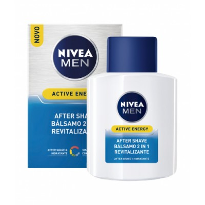 Nivea For Men Bálsamo Revitalizante Q10 Plus