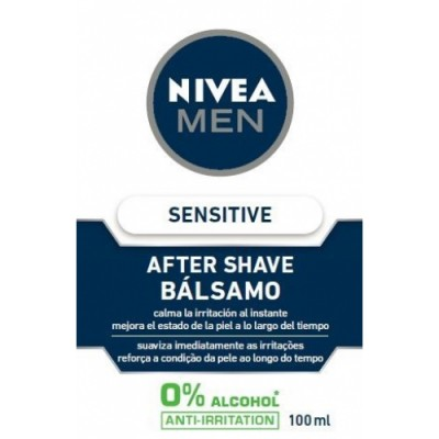 Nivea For Men Bálsamo Sensitive