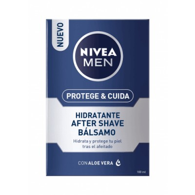 Nivea For Men Bálsamo Suave