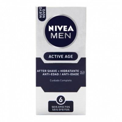 Nivea Masaje Active Age 2 En 1