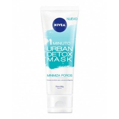 Nivea Mascarilla Minimiza Poros Urban Skin Detox