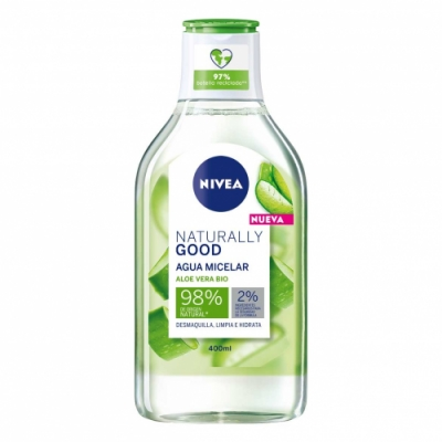 Nivea NIVEA Naturally Good Agua Micelar
