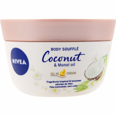 Nivea Nivea Body Souffle Coco