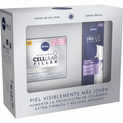 Nivea NIVEA Pack Hyaluron Cellular Filler Antiedad y Extra Firmeza